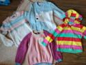Bluze/pulovere calduroase de iarna 4-5 ani 104-110 George