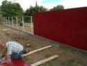 Confecționăm diverse modele de gard