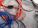 Set Cabluri Auto Pt.subwoofer/statie, Set complet