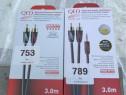 Cabluri audio RCA +pin