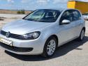 VW GOLF 6 benzina EURO 5,dublu klimatronik, senzori parcare