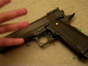 Pistol (PUTERNIC) Full Metal *ARMARE MANUALA* Arc Pusca +BON