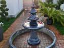 Fantana arteziana F35,fantana beton,ornament gradina,fantana
