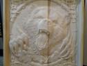 Tablou sculptat in lemn masiv, modele cu animale