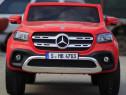 Masinuta electrică pentru 2 copii Mercedes X-Class #RED