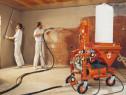 Tencuitor pereti pompa mecanizata in Belgia si Olanda