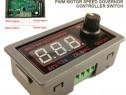 Regulator variator de turatie PWM DC 9-60V 12A 500W. Nou