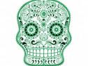 Sticker Decorativ, Skull, 78 Cm, 216STK-3