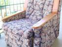 Fotoliu cu lada (fotoliu mare pentru sufragerie)