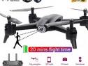 Drona 4k cu 2 camere, zbor 25 minute,Marime 30 cm Noua,Wi-Fi