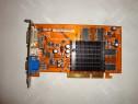 Placa video ASUS Radeon A9550 AGP 8x 256 mb ( de colectie )