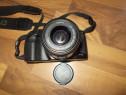 Aparat foto minolta 500 si super cu obiectiv 35-70mm