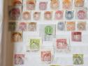 Album cu timbre poştale vechi rare din anii 1840s. - 1940s.