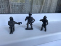 Figurine din Plumb Cosar Potcovar Femeie care Canta-Olanda