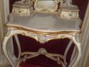 Masa toaleta antica vintage,rococo ludovic baroc venetian