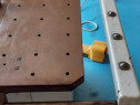 Masina de aplicat cant abs pe drept si pe curb holzher