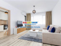 Apartament 3 camere Baneasa Greenfield mobilat lux