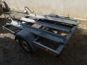 Remorca pentru motoare sau Atv din 2001 de 600 de kg cu zoll