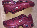 "Nike Tn Air Max Plus ""Team Read"" 100% originali 40"