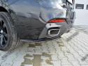 Prelungire bara spate BMW X6 F16 Mpack 2015- v1