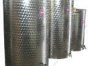 Cisterna inox cu capac flotant eco fpn 100 l
