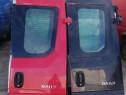 Uși spate Iveco Daily 2018 model cu geam