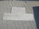 Placaj granit gri deschis Millenium Cream Lucios 30.5x61x1 C