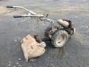 Motocultor, benzina 10cp, freza de 70cm, Agrotab Maramures