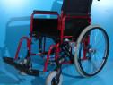 Scaun carucior handicap cu rotile Schulte Derne / sezut 46 c