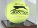 Minge tenis Jumbo ideala pentru autografe si pentru decorati