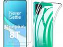 Husa+Folie OnePlus 8T Husa TPU + Folie Sticla U04001709