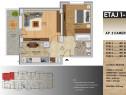 Apartament 2 camere, decomandat - drumul Binelui - Sector 4