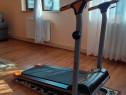 Banda alergare magnetica, aparat sport fitness Insportline