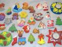 Set 50 figurine ipsos pentru Craciun