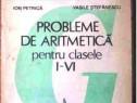 Probleme aritmetica pentru clasele i-vi petrica stefanescu