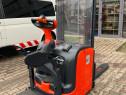 Transpaleta Liza electrica Linde L14 Anul fabricatiei 2014