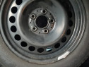 Roata completa continental anvelopa r16/215/55/t97 vw passat