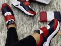 Adidasi Tommy Hilfiger new model,diverse marimi,saculet