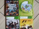 Xbox 360: GTA 5, Minecraft, Ultimate Action Triple Pack, F1