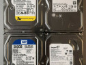 Diverse modele HDD 500GB SATA, 3.5 inch, Second Hand