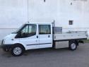 Ford Transit Cabina Dubla EURO 5 - an 2013, 2.2 Tdci