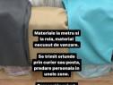 Materiale draperii si perdele la metru sau rola