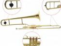 Trombon tenor in Si-bemol cu 3 ventile STEINBACH