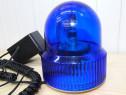 Girofar Albastru Retro pentru Colectionari