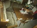 Coltar de bucatarie+masa+3 scaune