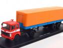Macheta MAZ 5432 camion+semiremorca - Premium Classixxs 1/43