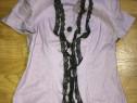 Sacou - bluza mov