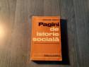 Pagini de istorie sociala Stefan Voicu