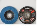 Lamelare Frontale BlueShark 125x22 P40,60,80-zirconiu,conice
