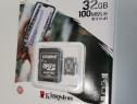 Card micro sd 32 GB, Nou nouț, la cutie. Calitate